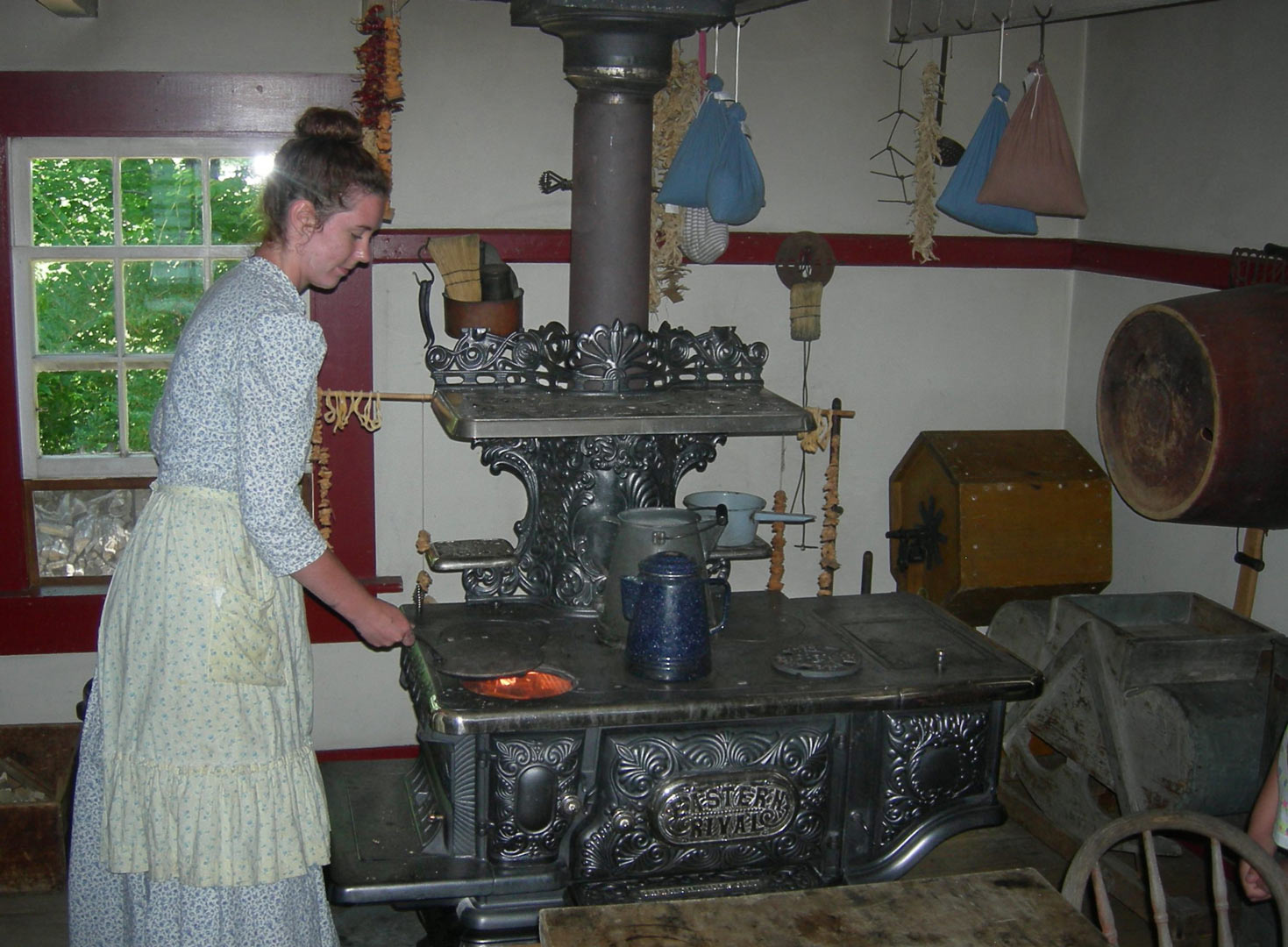 Summer Kitchens Were All The Rage In The 1880s Metro Parks Central Ohio Park System
