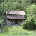Mathias cabin at Clear Creek Metro Park