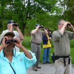 Birders at Pickerington Ponds Metro Park