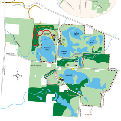 Pickerington Ponds Park Map