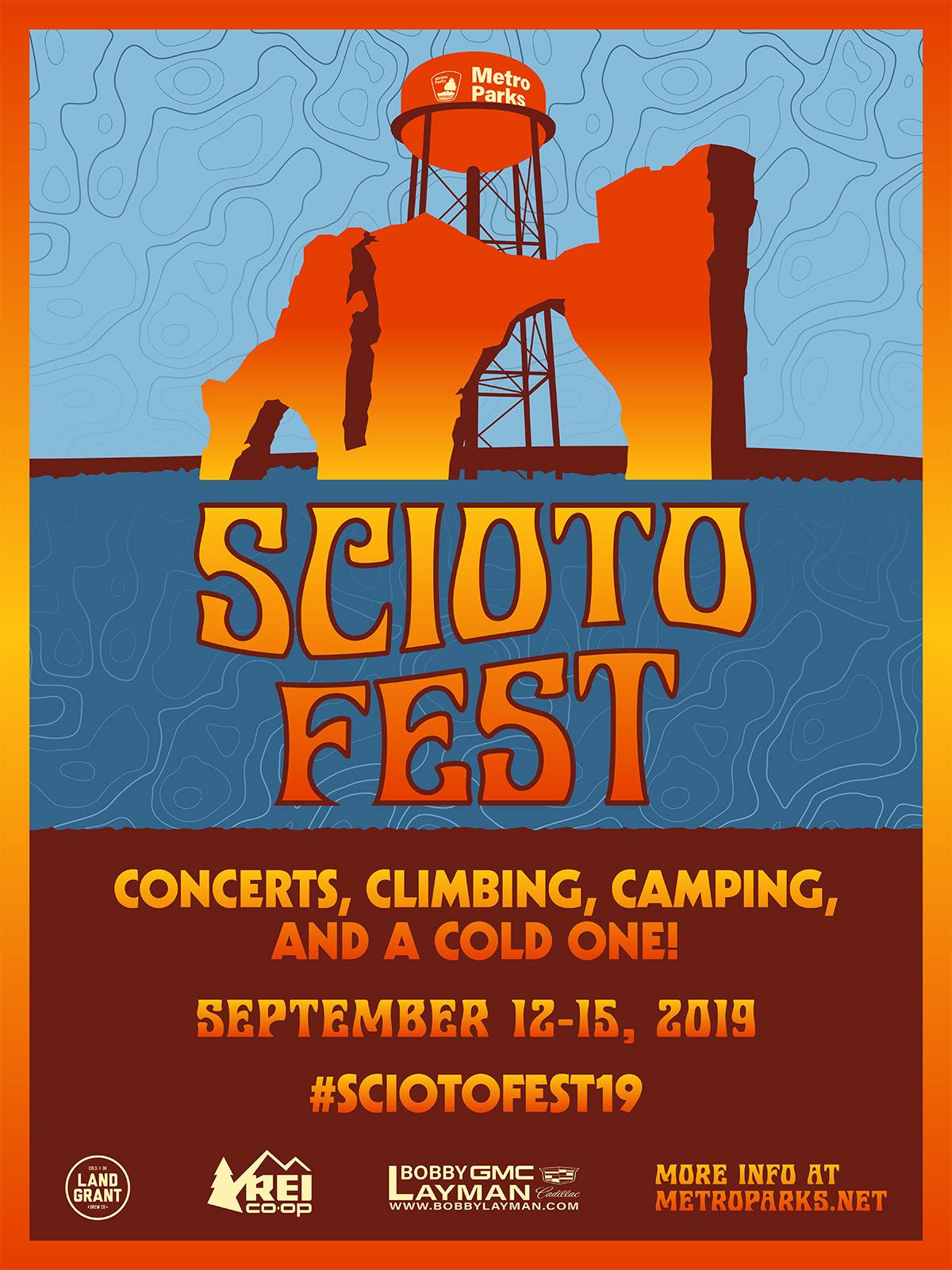 Scioto Fest 2019 Poster Information