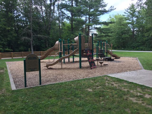 Playground at Battelle Darby Creek