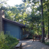 Cedar Ridge Shelter at Battelle Darby Creek